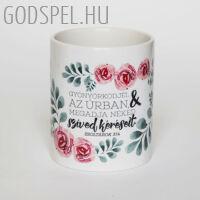 Bögre – Gyönyörködjél az Úrban
