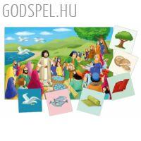 Csodadolgok / Jézus csodái – Böngészős bibliai társasjáték