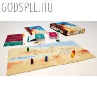 Jézus nyomában – Bibliaismereti társasjáték kvízkérdésekkel