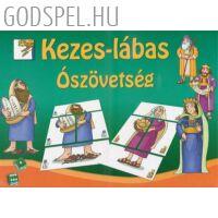 Kezes-lábas Ószövetség – Bibliai társasjáték