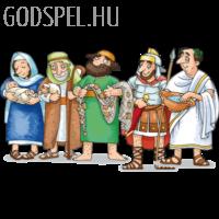 Kezes-lábas Újszövetség – Bibliai társasjáték