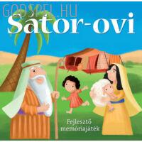 Sátor-ovi – Fejlesztő memóriajáték