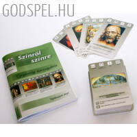 Színről színre – Újszövetségi kártyagaléria