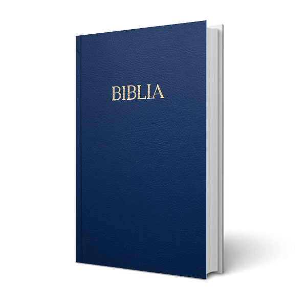 Biblia - egyszerű fordítás, kék, keménytáblás