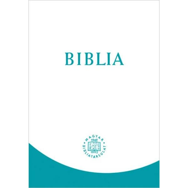 Biblia - revideált új fordítás, kartonált, nagy