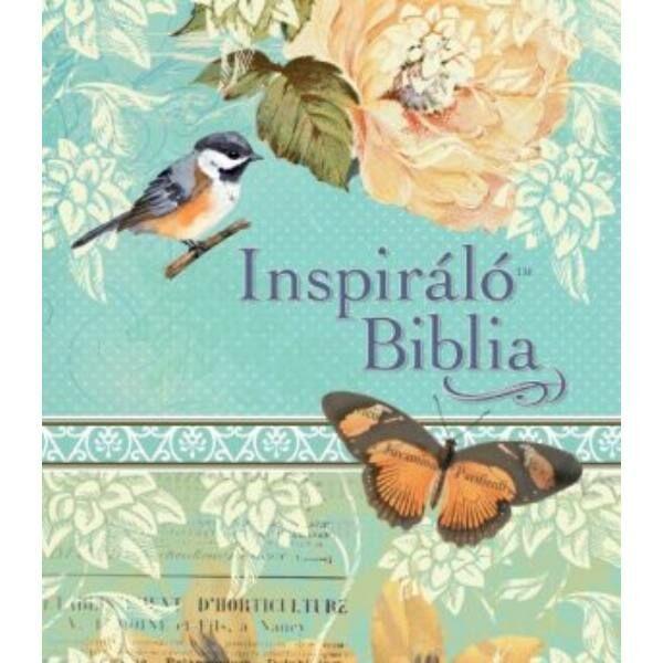 Inspiráló Biblia – exkluzív, díszdobozban