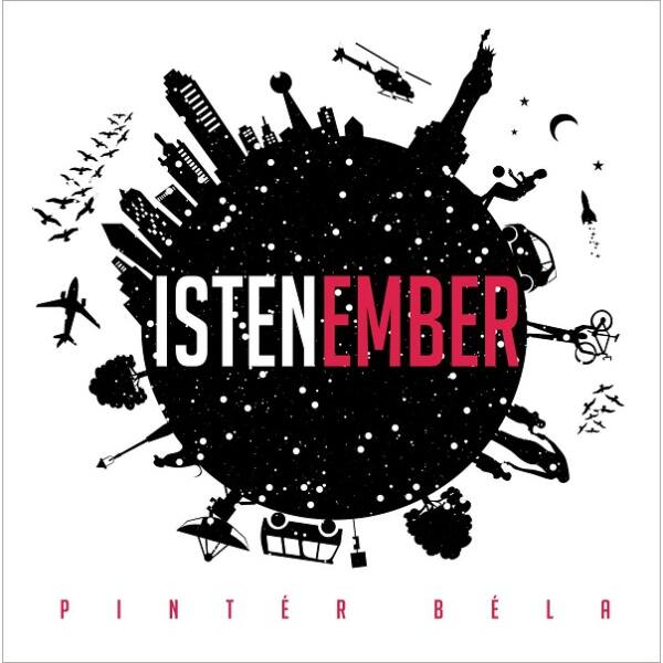 Pintér Béla – Istenember CD
