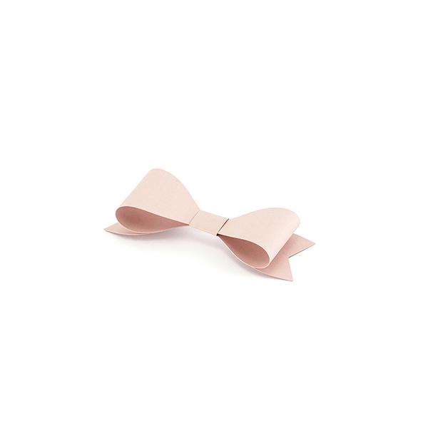 Papír masni (6 db) – kicsi, rózsaszín