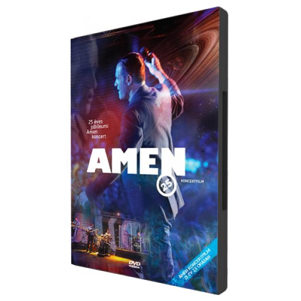 AMEN 25 koncertfilm DVD