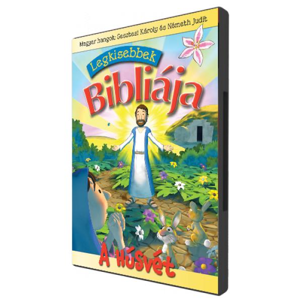 Legkisebbek Bibliája - A húsvét DVD