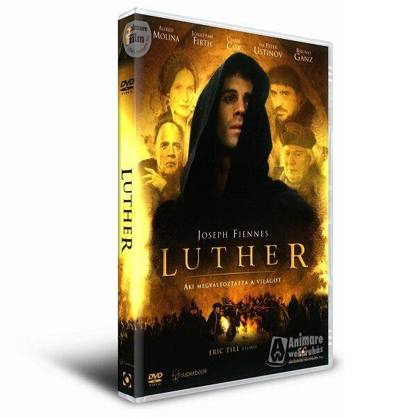 Luther - Aki megváltoztatta a világot DVD