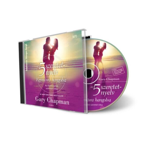 Az 5 szeretetnyelv – Egymásra hangolva hangoskönyv CD