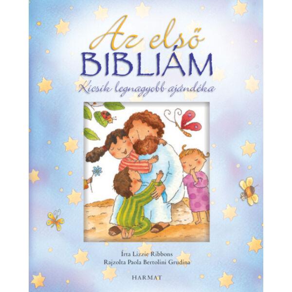 Az első Bibliám (kék)