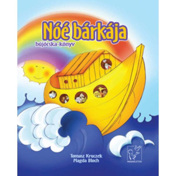 Noé bárkája bújócska-könyv