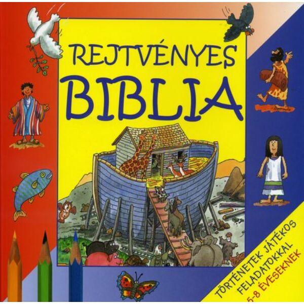 Rejtvényes Biblia