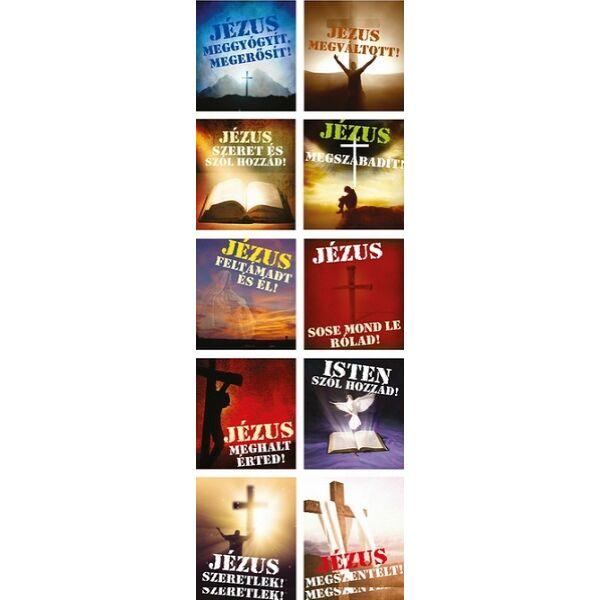 Igés matrica – Jézus