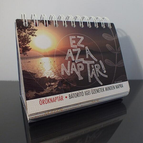 Ez az a naptár! – öröknaptár