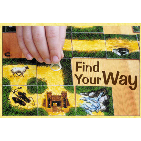 Find Your Way (angol Úton útfélen)