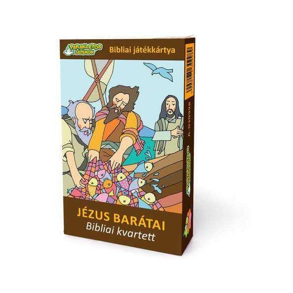 Jézus barátai – Bibliai kvartett