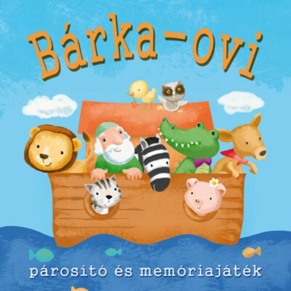 Bárka-ovi – Párosító és memóriajáték