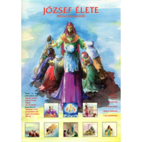 József élete – Bibliai társasjáték