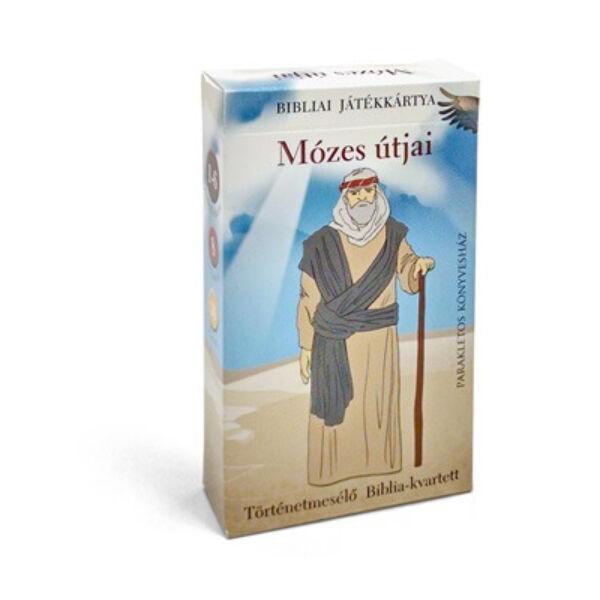 Mózes útjai - Történetmesélő Biblia-kvartett