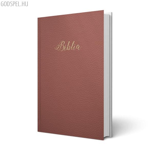 Biblia - egyszerű fordítás, rózsaszín, keménytáblás