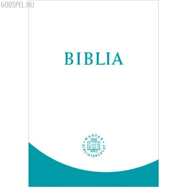 Biblia – revideált új fordítás, kartonált, nagy