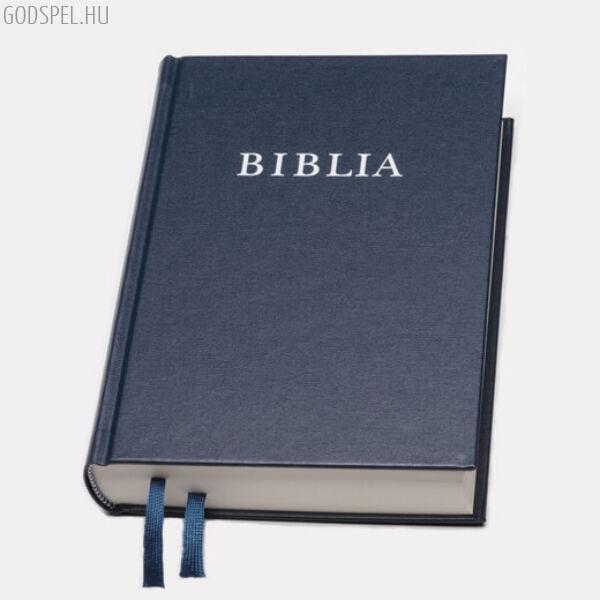 Biblia - revideált új fordítás, konkordanciával, vászonkötés, nagy
