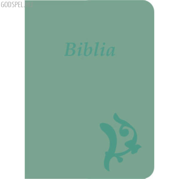 Biblia - új Károli, olíva, varrott, nagy