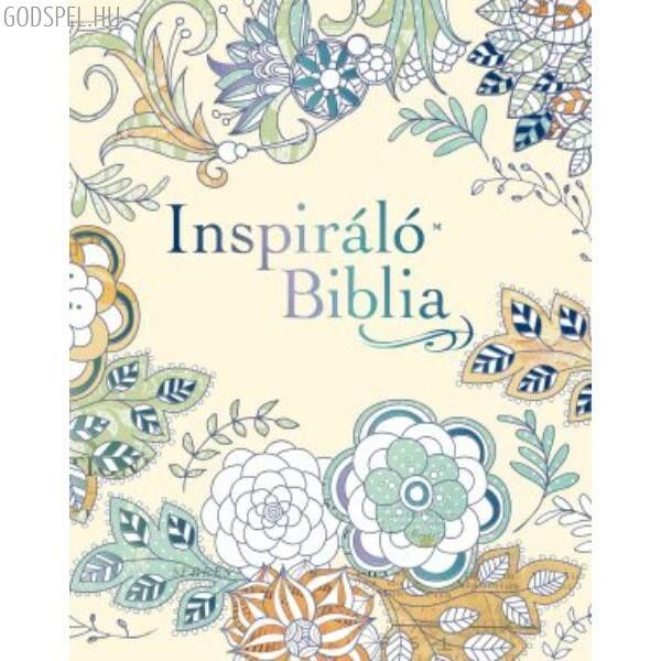 Inspiráló Biblia - kartonált