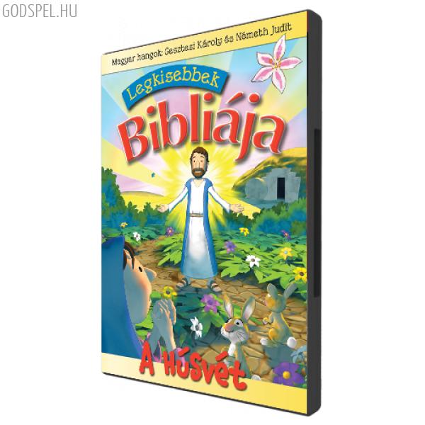 Legkisebbek Bibliája – A húsvét DVD