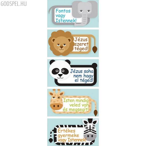 Igés matrica – állatok
