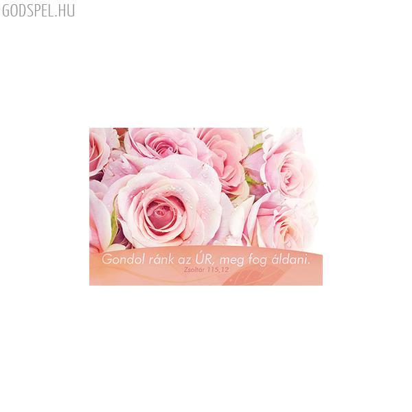 Minikártya – Gondol ránk az Úr