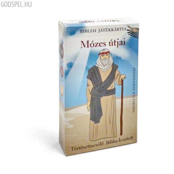 Mózes útjai – Történetmesélő Biblia-kvartett